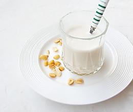 椰香花生牛奶的做法