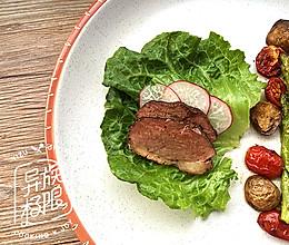 低温慢烤法式鸭胸肉的做法