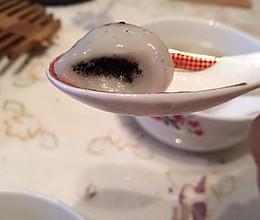 黑芝麻汤圆元宵的做法