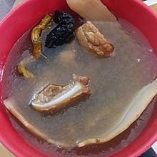 灵芝西洋参石斛汤