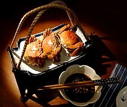 #中秋宴,名厨味#清蒸大闸蟹的做法