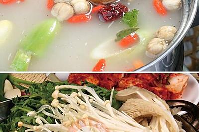 通用清汤火锅底料做法