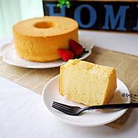 淡奶油戚风蛋糕#我的烘焙不将就#的做法图解16