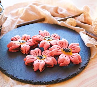 樱花酥~一朵花花送给你