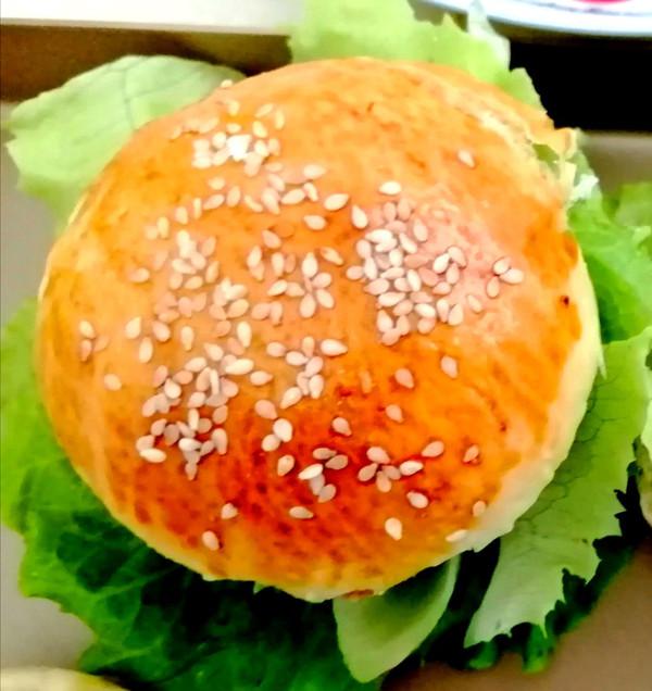 自制汉堡包