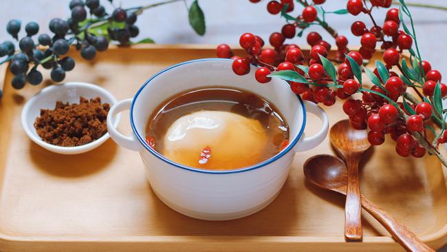 红枣当归窝蛋的做法