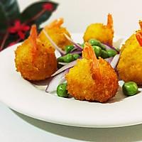 【黄金虾球】~节日里的宴客菜的做法图解7
