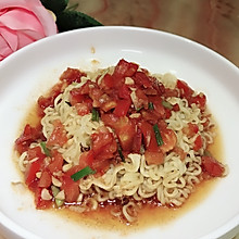 西红柿面条