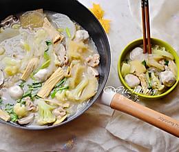 杂烩锅的做法