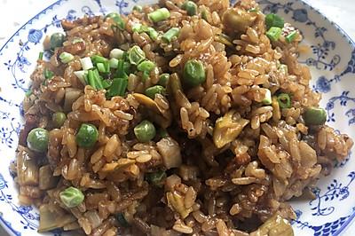 江南秀色炒糯米饭