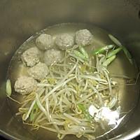 薄荷肉丸汤河粉的做法图解7