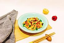 #《风味人间》美食复刻大挑战#麻辣脆皮豆腐的做法