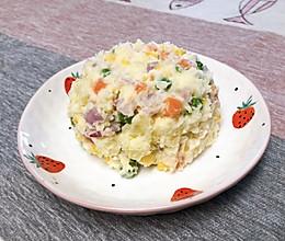 简易版日式土豆沙拉的做法