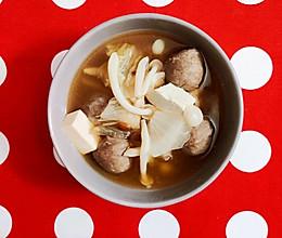 懒人韩国大酱汤的做法