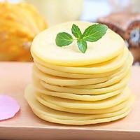 养胃小米鸡蛋饼 宝宝健康食谱的做法图解12