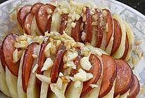 蒜蓉烤土豆的做法