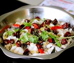 麻辣鱼片(炝锅鱼)的做法