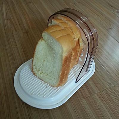 高级奶香土司(松下面包机版)
