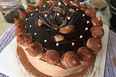 巧克力皇冠