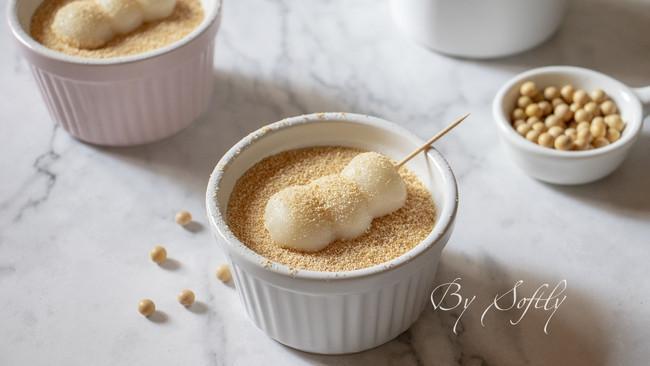 麻薯丸子豆乳布丁的做法