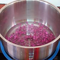 紫薯凉粉#回到家香味(粤)#的做法图解4