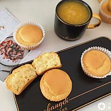 香橙杯子蛋糕
