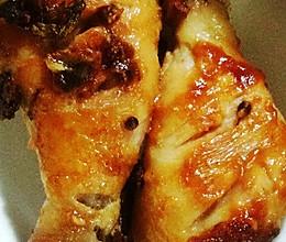 罗小飞的精致生活:盐焗鸡腿(电饭锅版)的做法