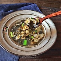 紫菜虾皮蛋花汤的做法图解11