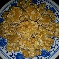 花生糖(两种用料,只需三步,酥脆好吃)的做法图解4