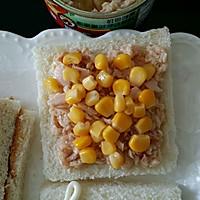 低脂美味营养早餐 金枪鱼三明治的做法图解5
