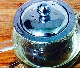 #暖果茶系列#自制蜂蜜柠檬绿茶//