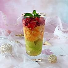 这杯夏日缤纷水果饮,让你忘掉酷暑