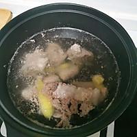 #晒出你的团圆大餐#墨鱼排骨汤的做法图解4