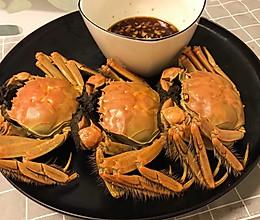 清真螃蟹的做法