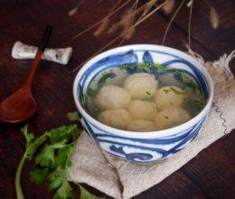 豆腐鸡丸汤的做法