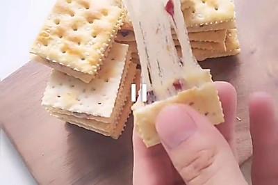 网黄牛轧饼干(巨拉丝)
