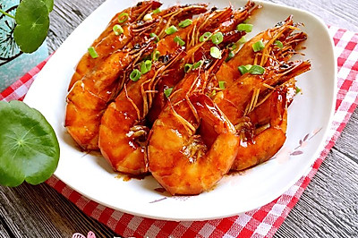 【私房菜】吮指油燜大蝦