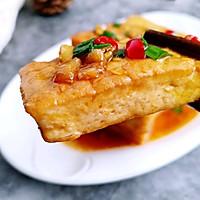 #甜粽VS咸粽,你是哪一黨?#煎豆腐的做法圖解6
