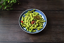 #精品菜谱挑战赛#卤水毛豆的做法