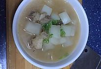 牛肉萝卜汤的做法