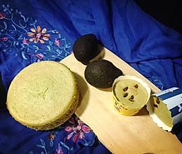 牛油果抹茶蛋糕的做法