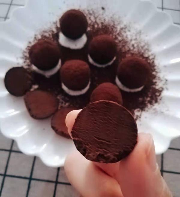 空气巧克力的做法