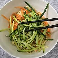 #爽口凉菜,开胃一夏!#凉拌豆腐皮的做法图解11