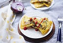 西班牙土豆煎饼#急速早餐#的做法