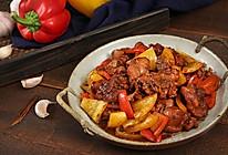 酱香浓郁的开胃鲁菜,三步学会秘制酱焖鸡的做法