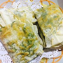 自制菜煎饼