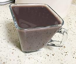 黑米黑芝麻鲜银耳红枣浆的做法