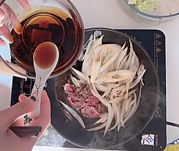 新手完美上手寿喜锅,治愈系的做法