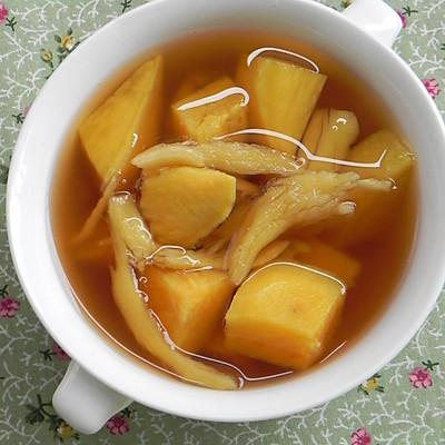 生姜番薯糖水