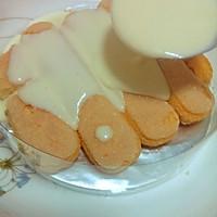 提拉米苏蛋糕(硬身版)有腔调的甜品#十二道锋味复刻#的做法图解6